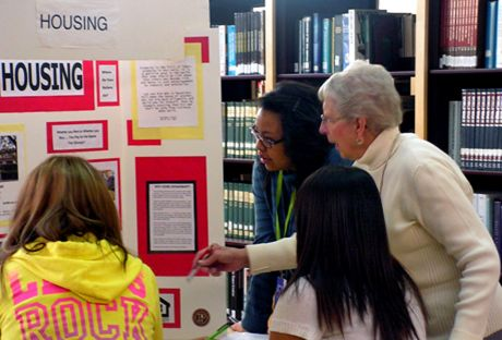 District 129 West Aurora Students Learn Real Life Costs Aurora
