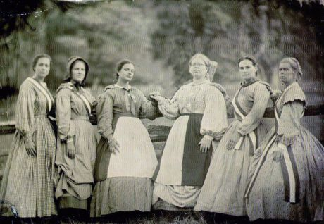Women and the civil war essay
