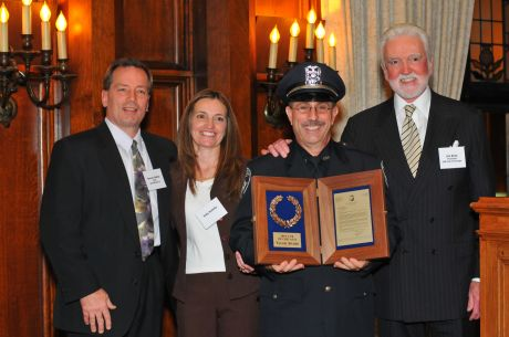 100 Club of Chicago Honors Five with 2009 Valor Award — Downers