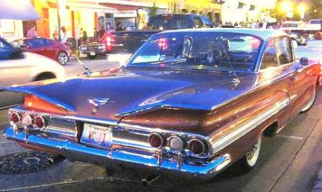 Summer Nights Classic Car Show Downtown Downers Grove Downers