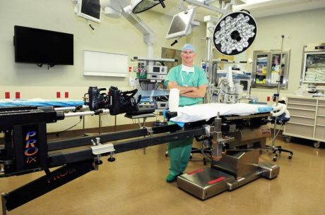Willowbrook Man Pain Free After New Direct Anterior