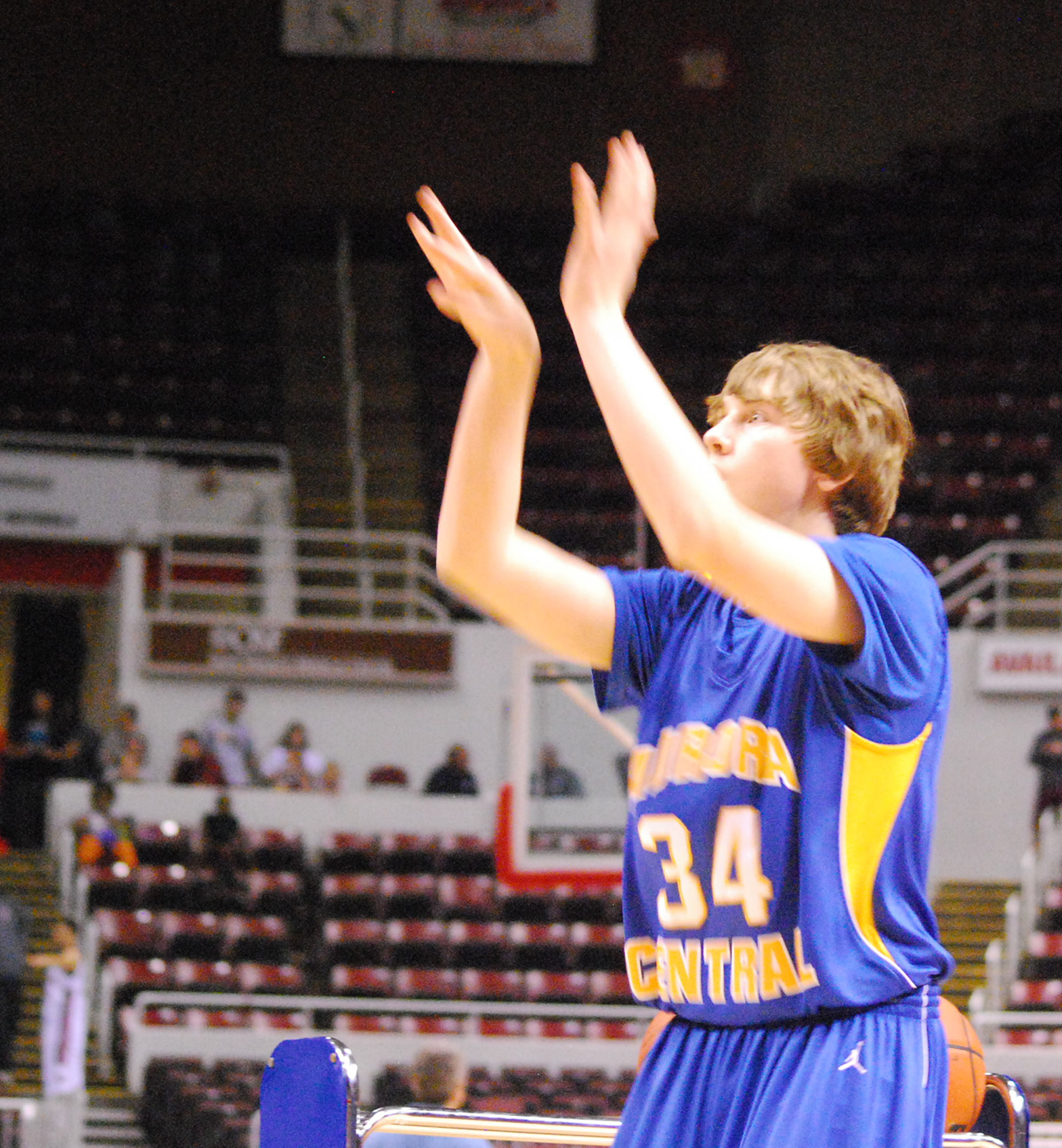 Maestranzi Wins 4A State 3-point Shooting Contest To Lead