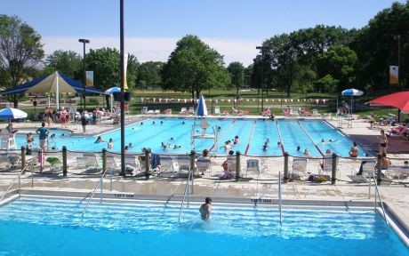 Warm Weather Forecast Prompts Roselle Park District To Open Pool Early Elk Grove Village News