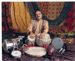 Master Percussionist Kalyan Pathak in an intimate performance!