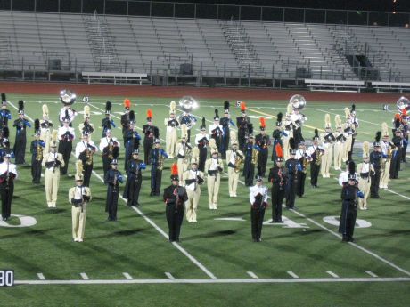 Lincoln Way Showcases Marching Bands Frankfort News