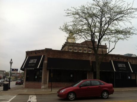 Gratto Italian Tapas in downtown Glen Ellyn will become flour+wine, a new eatery, to open in May. (Michelle Manchir/Tribune)