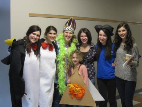 9th grade students prepare for purim glencoe news photos and purim picture sciox Images