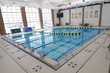 There Are Three Swimming Pools At The Memorial Forest Club A Lap Pool Recreational And Baby Six Lane 25 Yard Is For