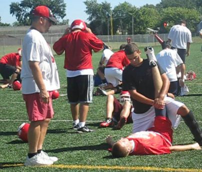 Dimatteo Resigns Hinsdale Central Football Post Hinsdale News