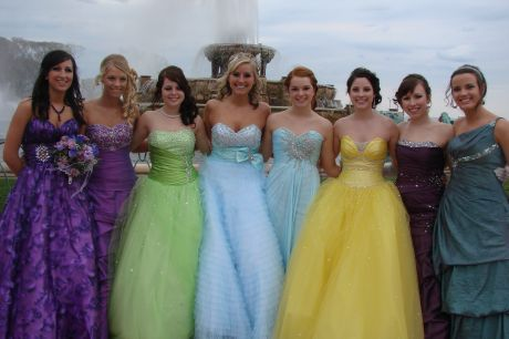 LTHS hosting first prom and homecoming dress resale — Homer Glen ...