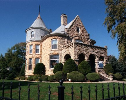 The Owner Of Patrick C Haley Mansion In Joliet Has Sued A Former General