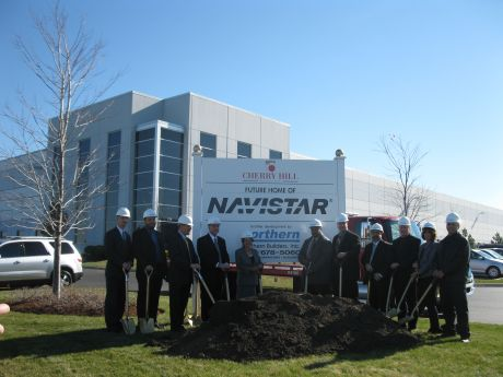 Navistar set to start relocating employees to Joliet in spring