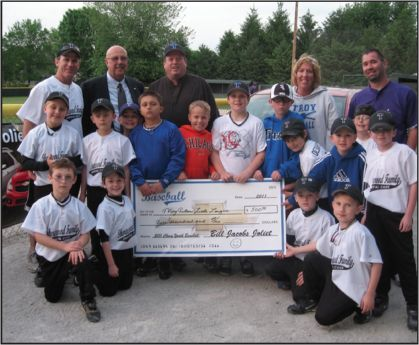 bill jacobs chevrolet joliet hits a home run dealership raises funds for the. Cars Review. Best American Auto & Cars Review