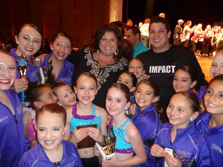 Impact Dance Studio Takes Home Energy National Dance