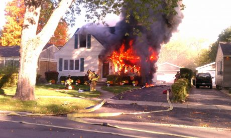 Fire Leaves Home Uninhabitable Cause Still Unknown Lombard News Photos And Events