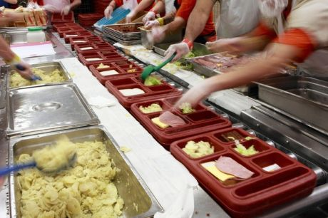 Aramark Food Menu For Inmates
