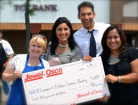 Jewel-Osco's Family Day at the Stockman & Dakota Corral Events Help Local ...