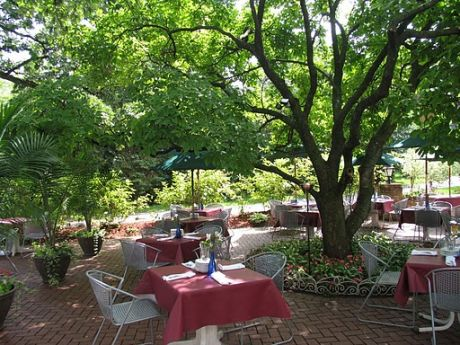 Beginning Monday May 17 Guests Will Be Able To Enjoy Meson Sabikas Coveted Outdoor Dining While Their Pets Nosh On An Array Of Items From A Specialty Dog