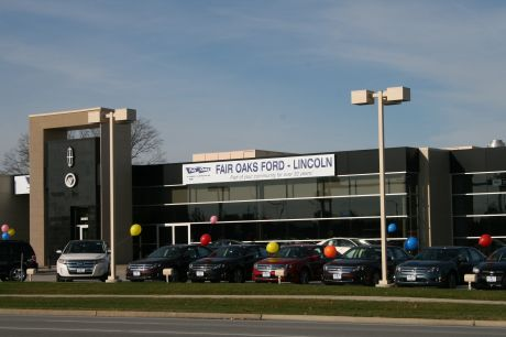 fair oaks ford adds lincoln franchise to its dealership naperville news photos and events. Black Bedroom Furniture Sets. Home Design Ideas