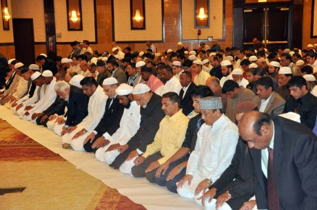 Eid-ul-adha prayer will be held on Sunday November 6th, 2011 — Niles