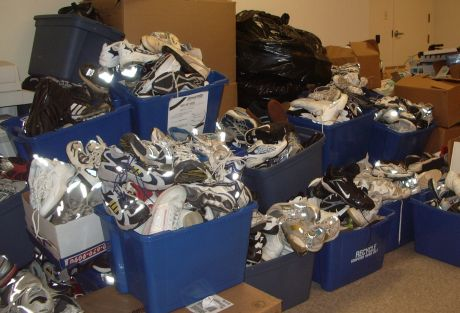 Oak Brook Shoe Drive