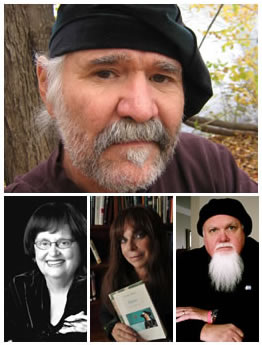 Performance Poet Charlie Rossiter and friends perform March 3 at Oak Park ...