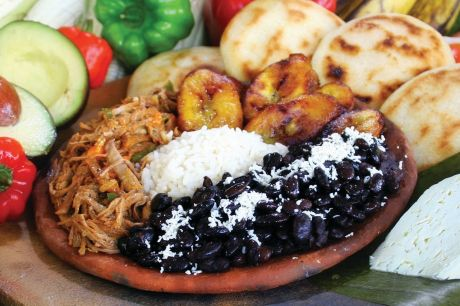 Traditional venezuelan food recipes 2018 images pictures cheap chic dining aripos brings venezuelan food to traditional venezuelan food recipes forumfinder Choice Image