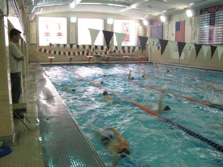 Oprf Pool Reopens To Huge Eruption Of Noise Oak Park River Forest News Photos And Events