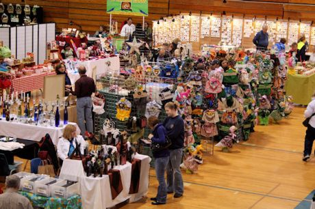 Sandburg High School Craft Fair