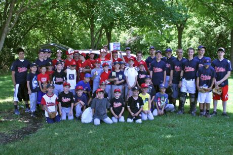 Travel Baseball Clinic is a Win for Players and Palatine
