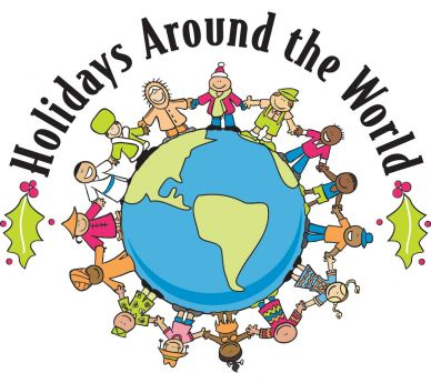 Teaching Holidays Around the World &- Tips for Google Earth | Heidi ...
