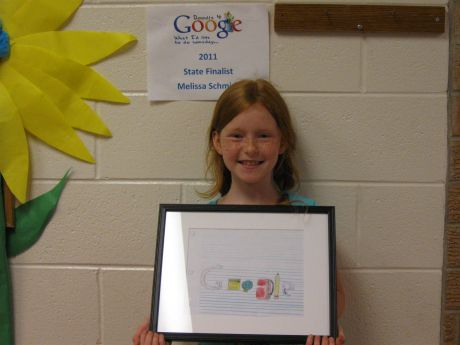Wesmere Elementary Student Is Google Doodle Contest Finalist