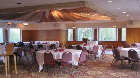 Schaumburg Golf Club S Banquet Rooms Will Undergo A Makeover This Year And Next The Park