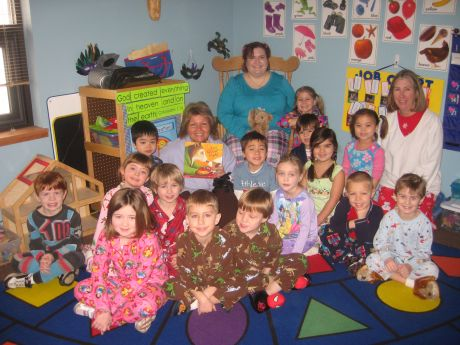 preschool pajama party hosanna preschool pajama st charles news photos 838
