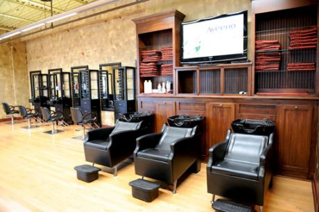 Salon dargento hair spa a salon with vision celebrates for A visionary salon