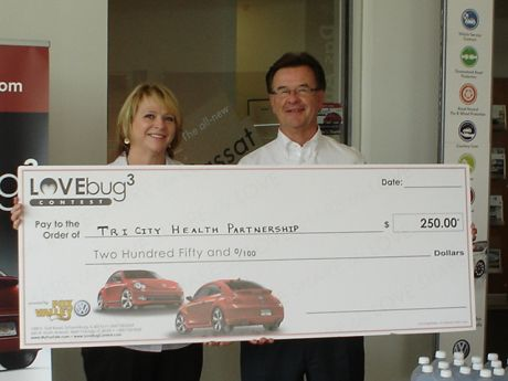 Tri City Health Announced as non profit finalist in Share The Love Contest — St. Charles news ...
