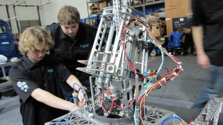 Robotics Club Hopes Engineering Interest Grows St Charles News