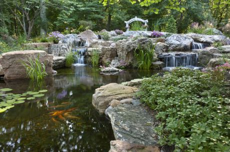 Attractive Aquascape Designs Pond Tour