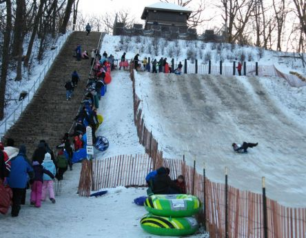 A guide to outdoor ice skating, sledding and more — Tinley