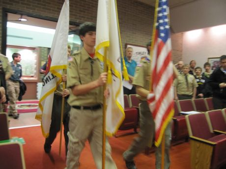 Two from Boy Scout Troop 380 recognized for Eagle Scout rank