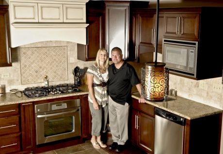 Distinctive Remodelers Creates 2 Kitchens In Orland Park Home