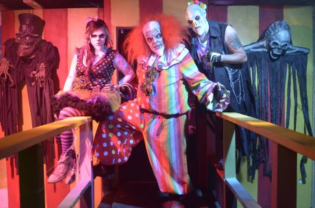 House of Nightmares Haunted House Nightmares Roam The House