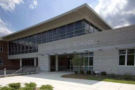 Green Goes Gold Hubble Middle School Achieves LEED For