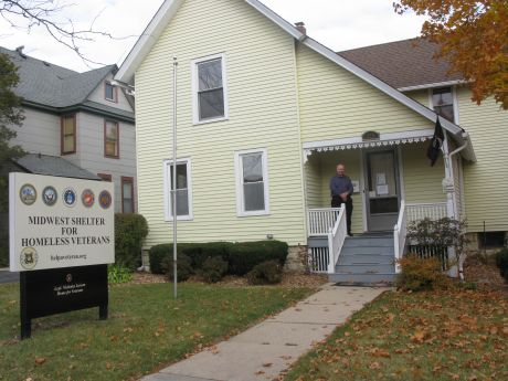 homeless veterans find hope in wheaton shelter wheaton news