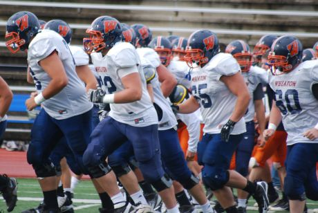 Wheaton College s football team was ranked seventh in the nation after    Wheaton College Football