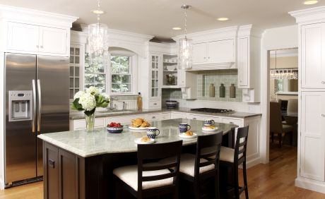 Wilmette Kitchen Wins its Second National Design Award for Normandy