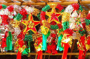 Artist offers philippine cultural christmas workshop for Top 10 american christmas traditions