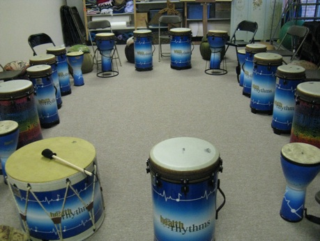 Group Drumming Circle — Woodstock news, photos and events — TribLocal.