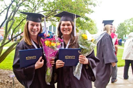 Trinity Christian College Celebrates May Commencement